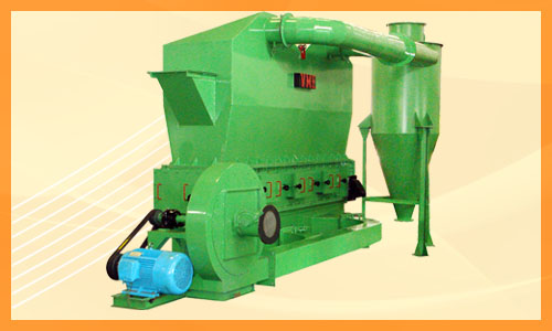 Fluidized Bed Cooler Classifier